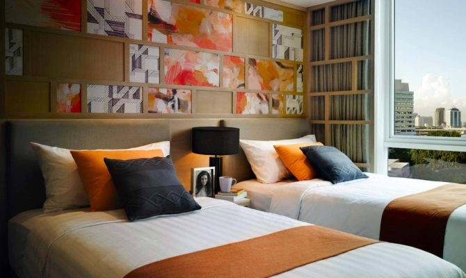 Two Bedroom Suite Amari Residences Bangkok