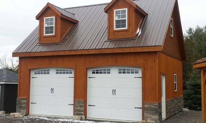 Two Car Garage Loft Plans Alp Pin