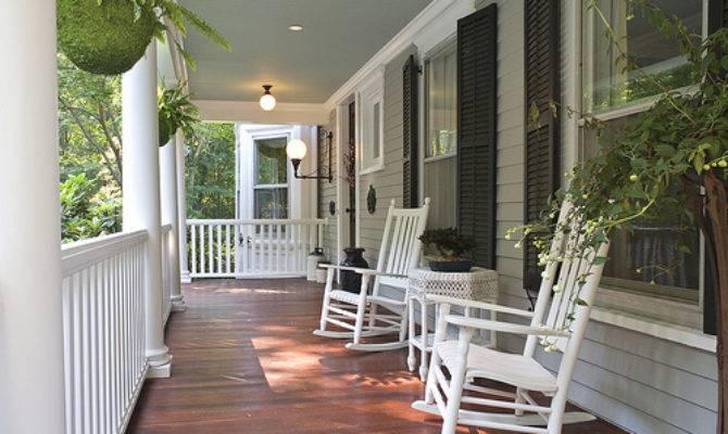 Two Easy Steps Help Build Your New Porch
