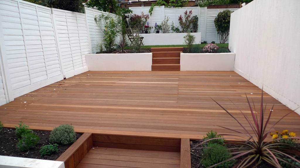Two Modern Garden Designs London Blog