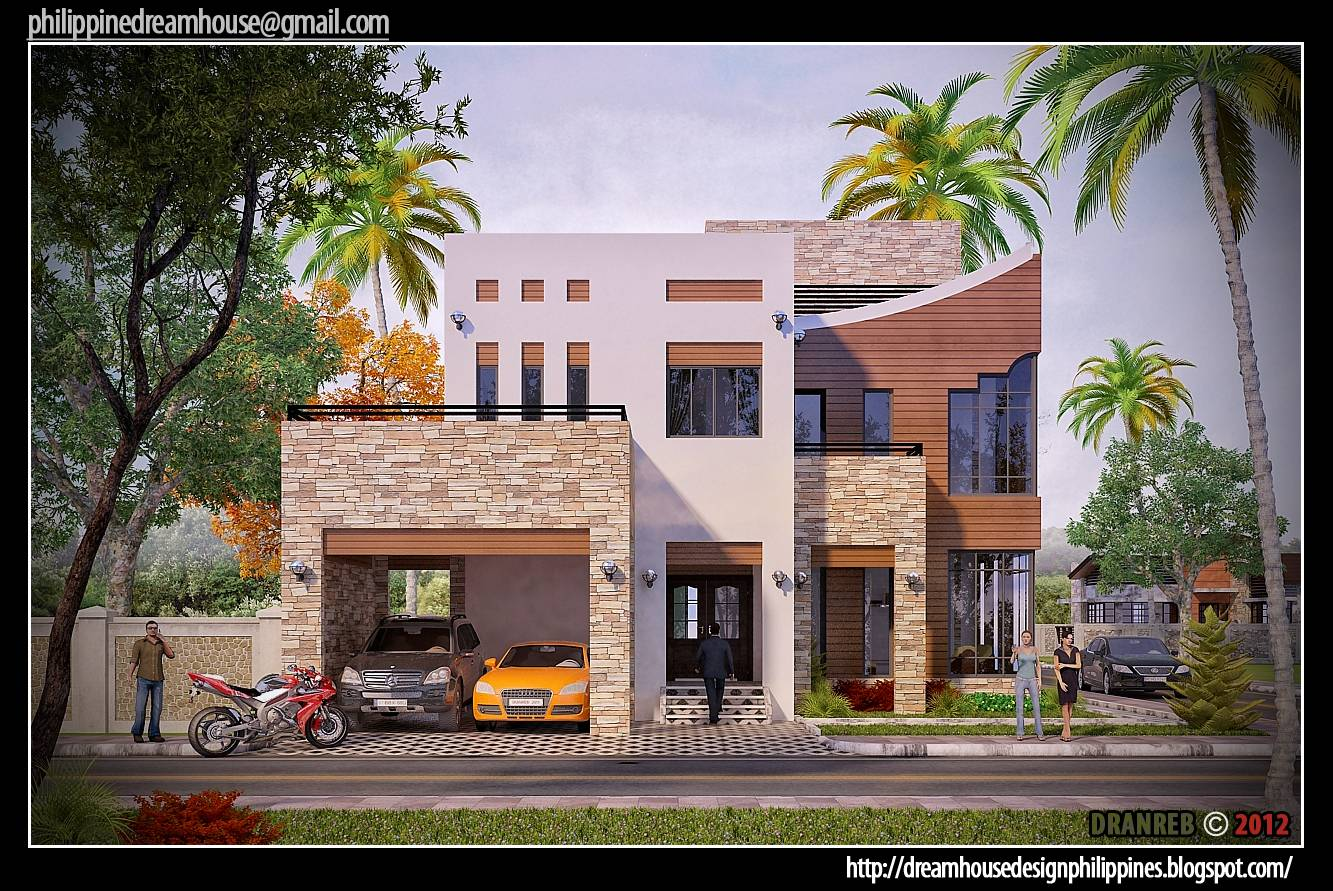 Two Storey House Designs