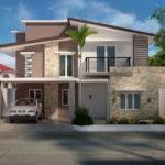 Two Storey Residential House Amazing Architecture Magazine