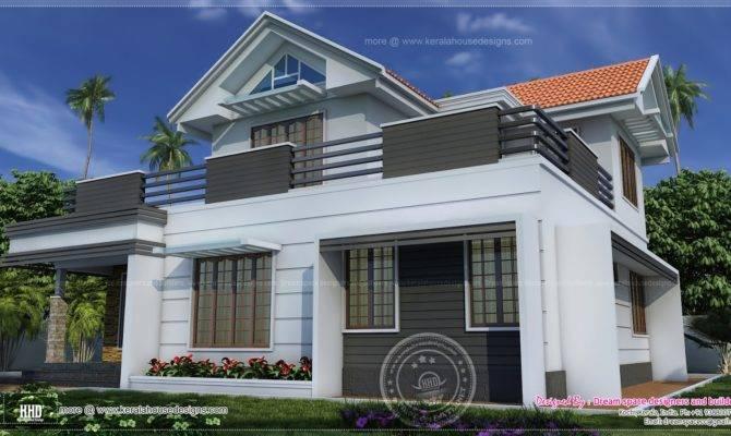 Two Storey Villa Traditional Contemporary