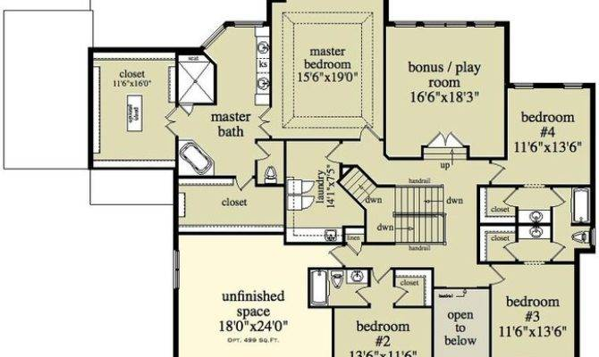 Two Story Colonial House Plan Alp Chatham Design Group