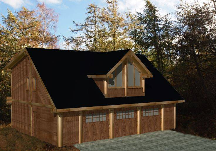 Two Story Garages Living Quarters