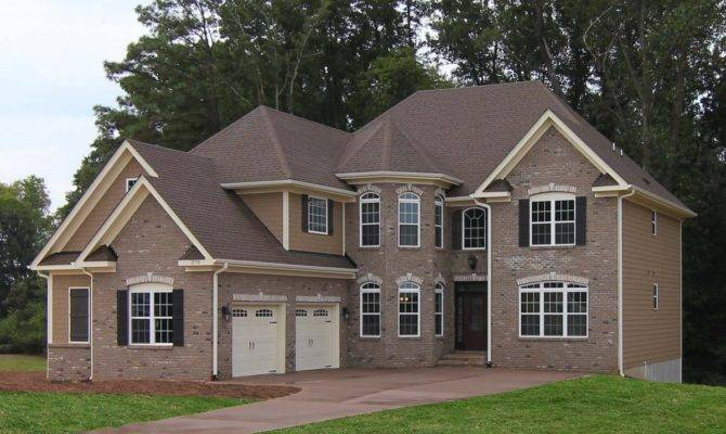 Two Story House Ideas Fuquay Varina New Homes Stanton