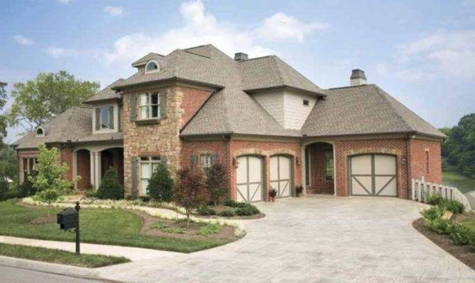 Two Story House Plans Three Bedroom Eplans New American