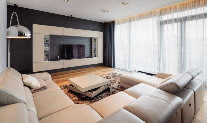 Two Story Penthouse Apartment Boasting Gorgeous Sophisticated