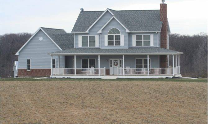 Two Story Ranch Homes Devdas Angers