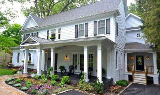 Two Story Ranch Remodel Home Pinterest