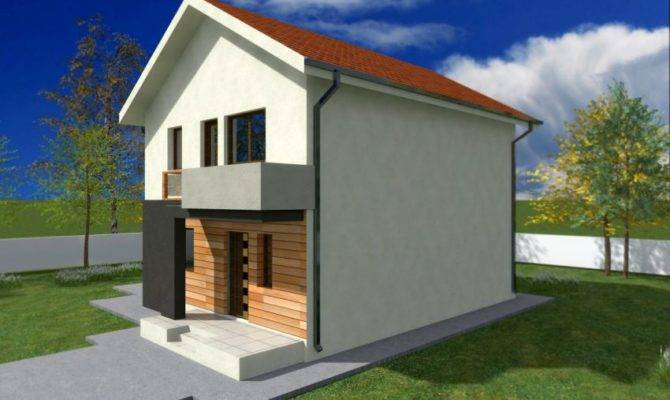 Two Story Small House Plans Classy Design Fine Contrasts