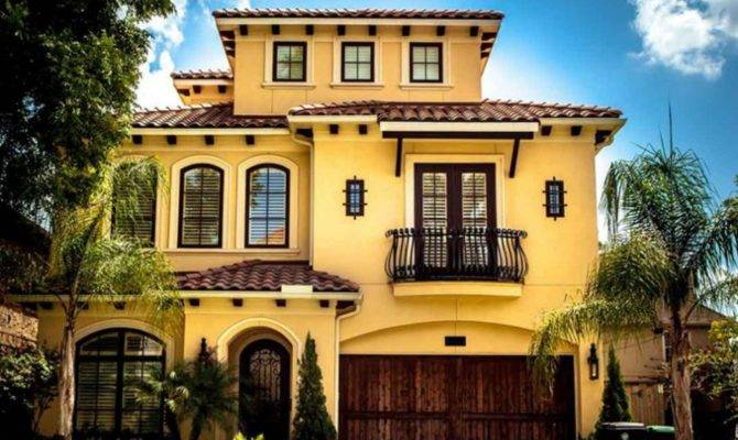 Two Story Spanish Style House Plans Book