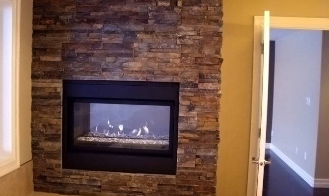 Two Way Fireplace Master Suite