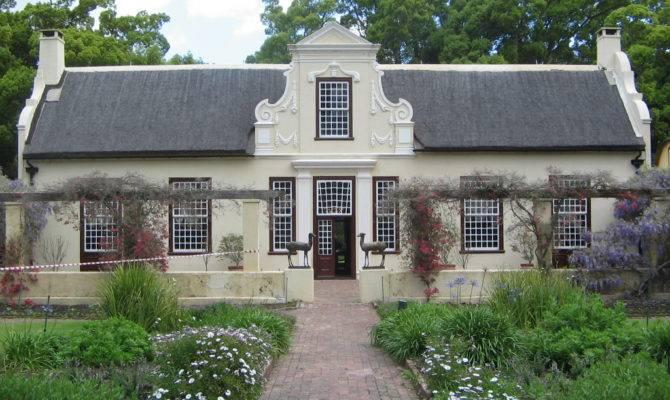 Type House Cape Dutch
