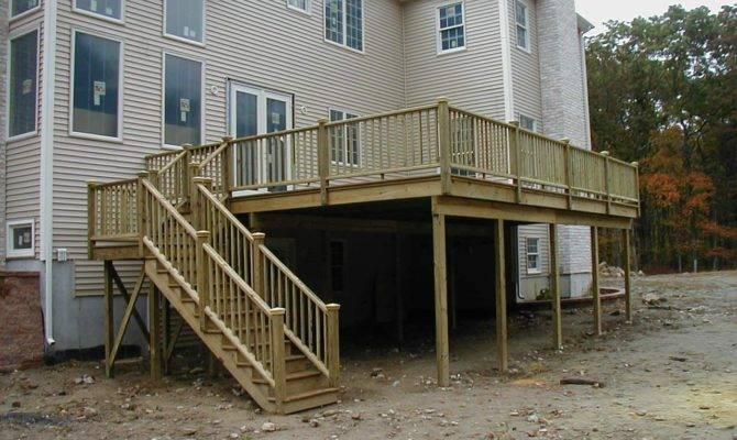 Type House Deck