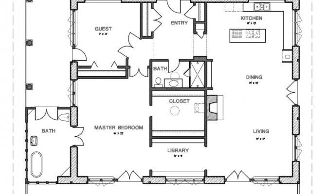 Type House Small Plans