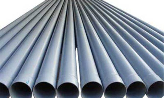 Types Pipes Most Commonly Used Building