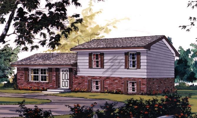 Types Split Level Ranch House Plans Design