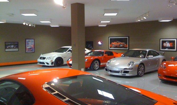 Ultimate Dream Car Garages Part Secret Entourage