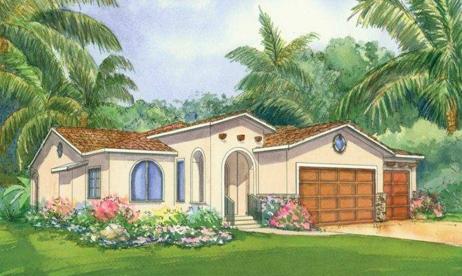 Ultimate Home Plans Spanish Mediterranean Pint