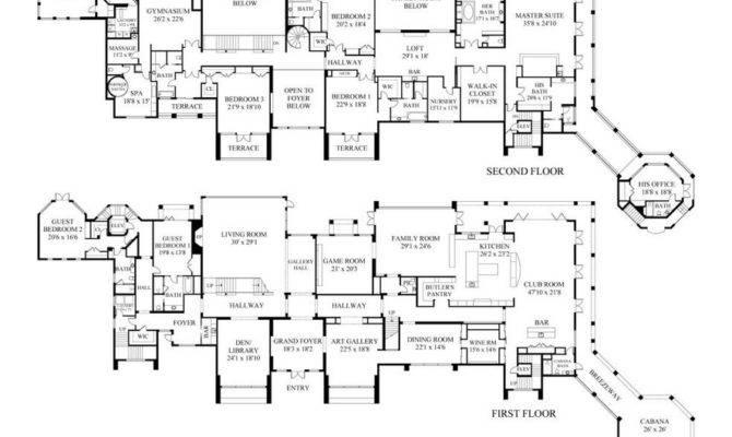 Ultimate Mega Mansion Floor Plans Votes Avg Rating