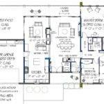 Ultra Modern Floor Plans Contemporary House Plan