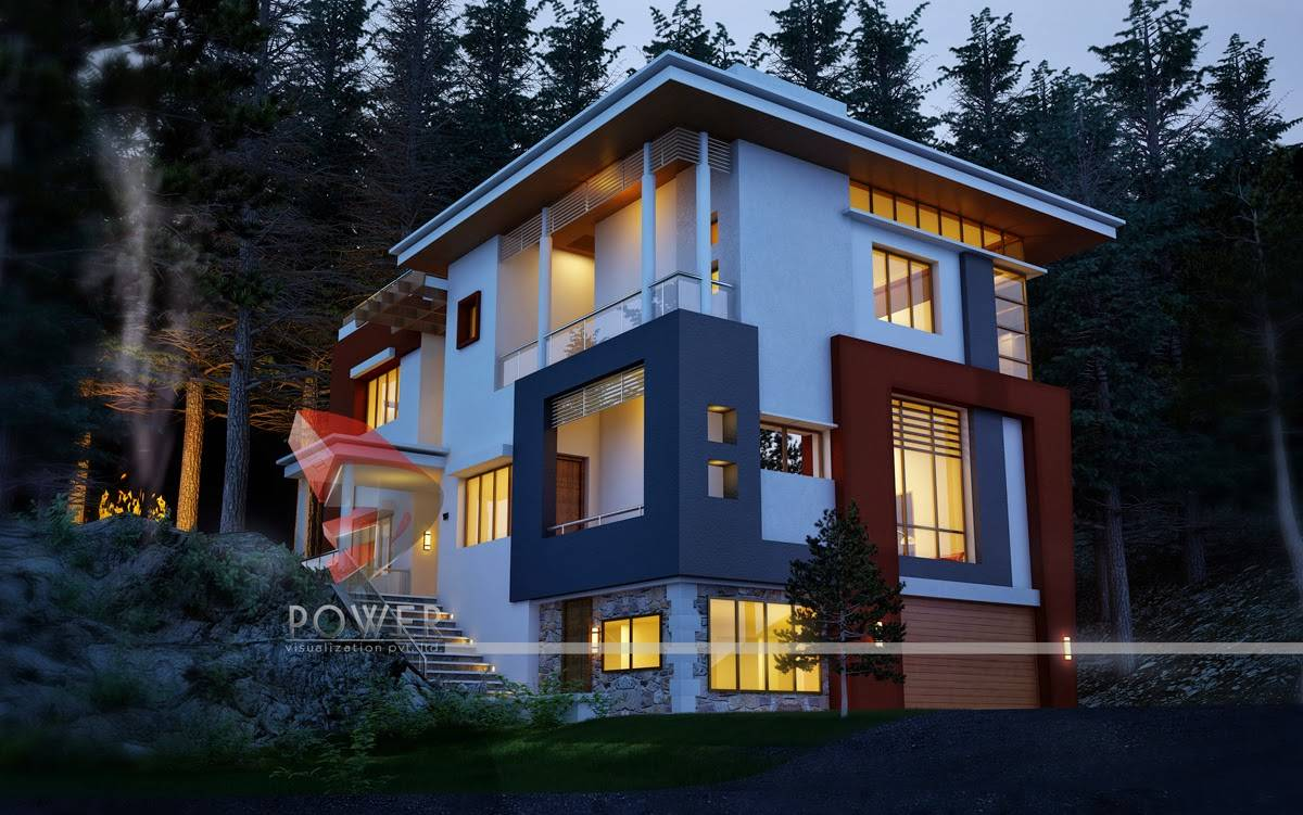 Ultra Modern Home Designs Exterior