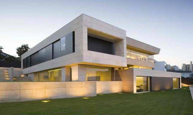 Ultra Modern House Plans Architect Plan