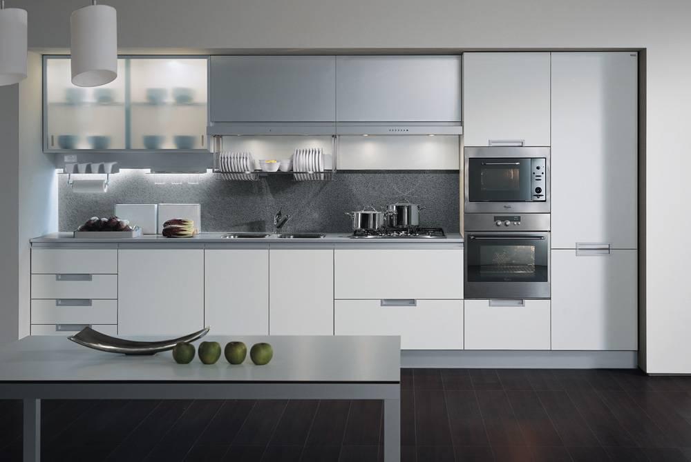 Ultra Modern Kitchen Master Interior Design Architecture