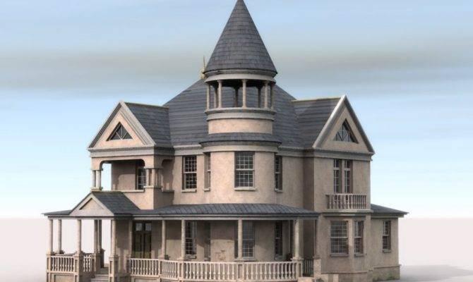Uncategorized Gothic House Plan Turrets Amazing