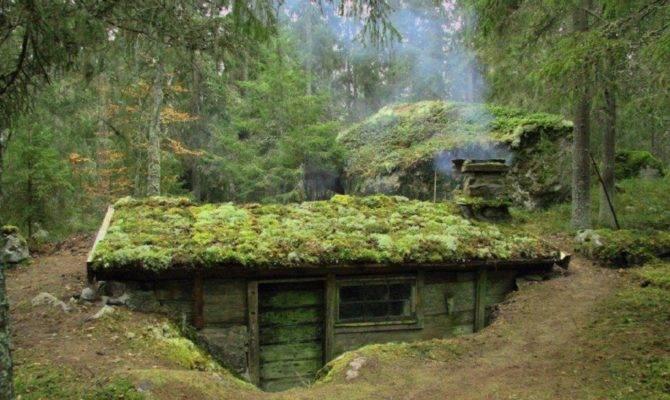 Underground Berm House