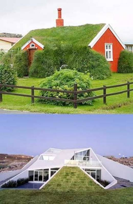Underground Earth Sheltered Homes Past Present