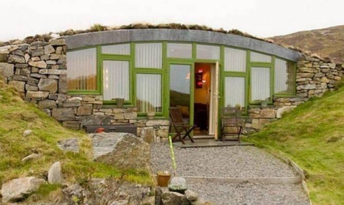 Underground Tiny Houses Joy Studio Design Best