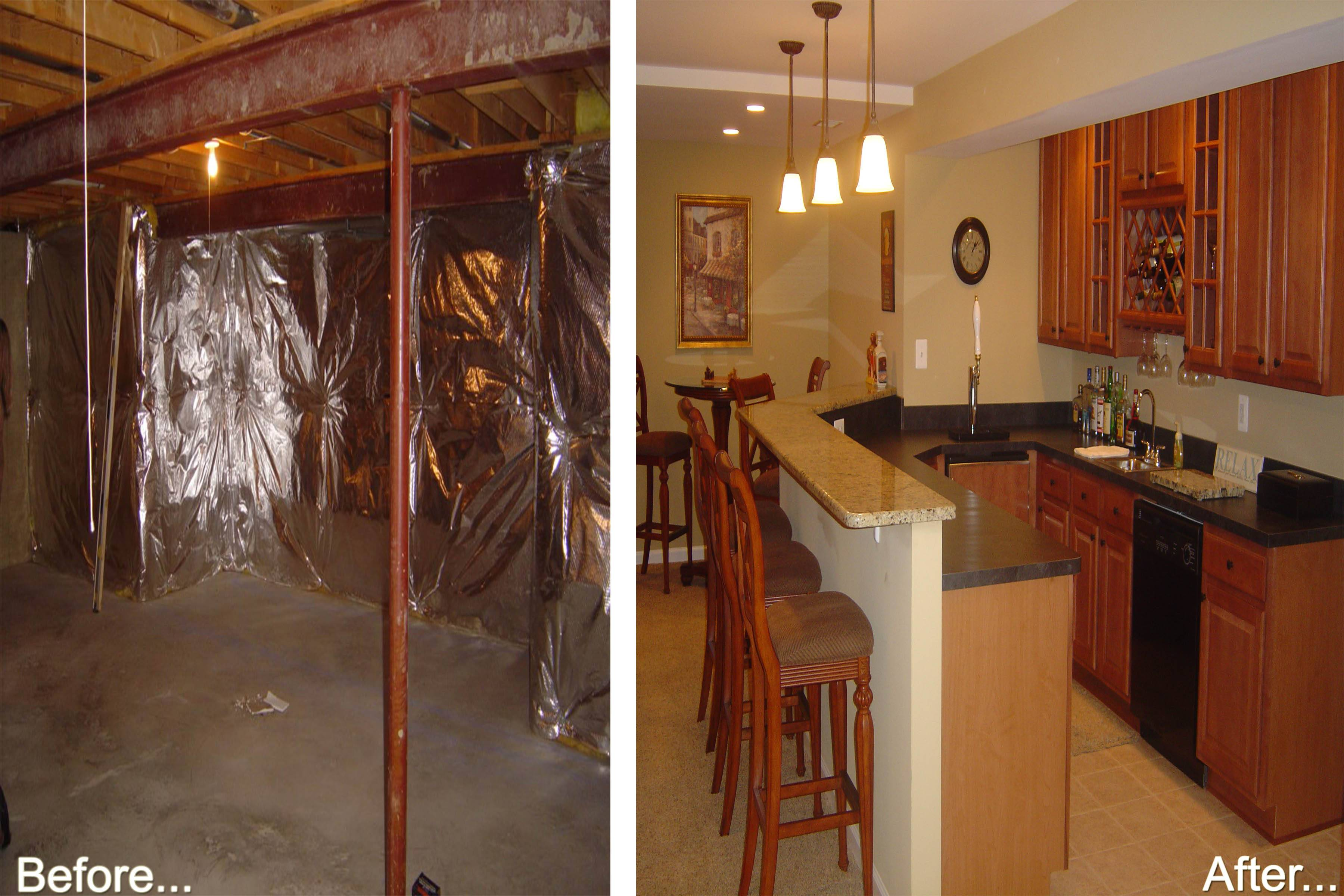 Unfinished Basement Tips Home Decor