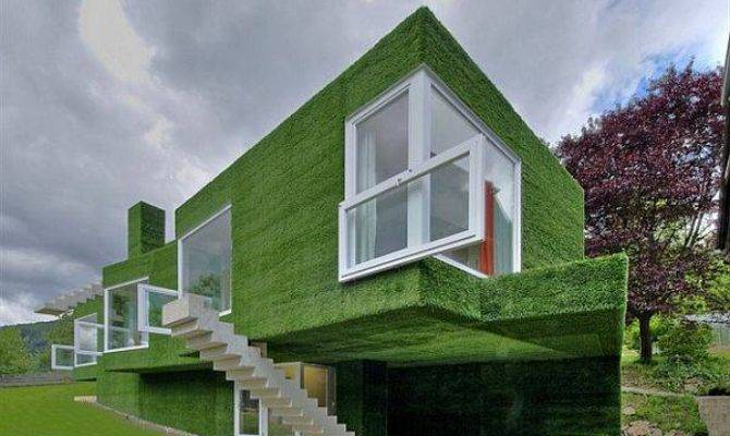 Unique Beautiful Architectural House Designs