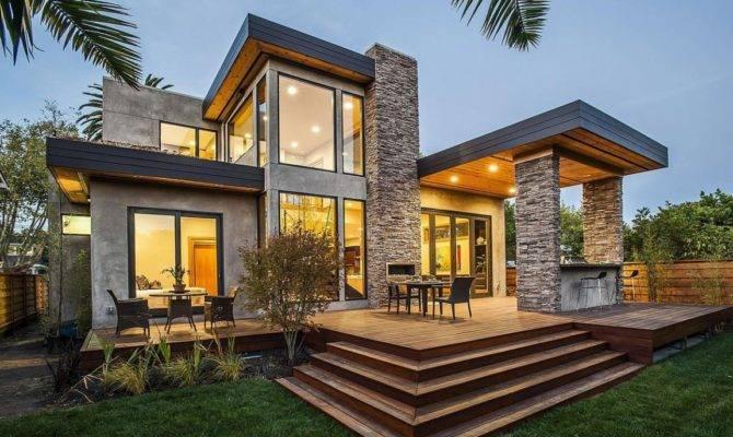 Unique Beautiful Houses Home Garden