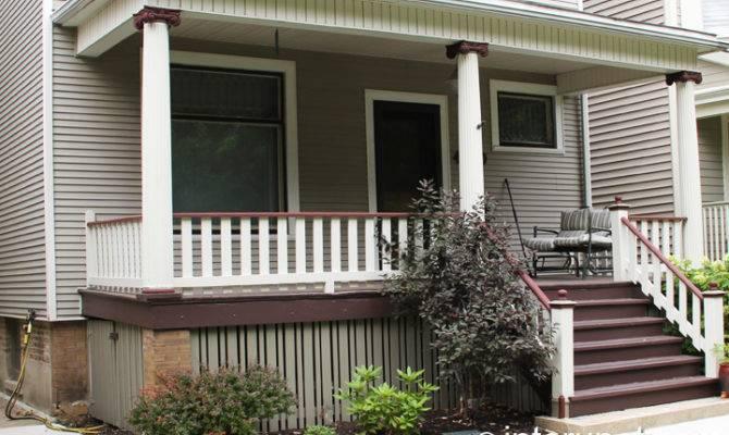 Unique Covered Front Porches House Plans