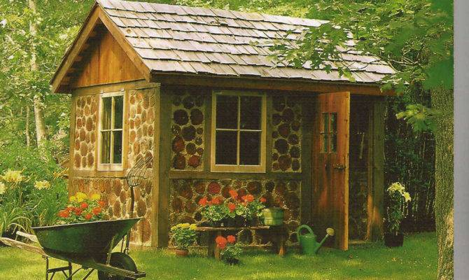Unique Garden Shed Storage Building Basics Using
