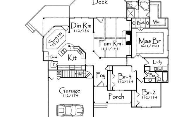 Unique Hill Country Floor Plans House
