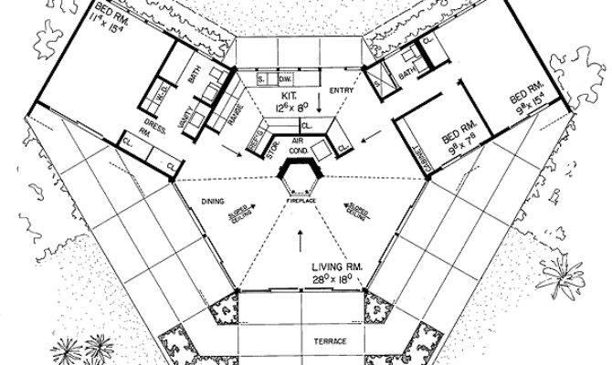 Unique House Plan Character