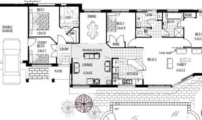 Unique House Plans Corner Blocks Building