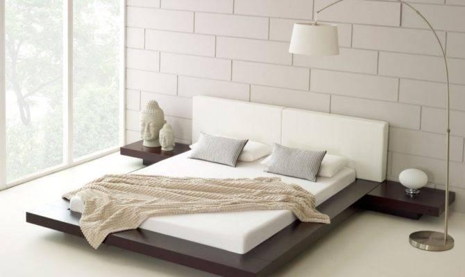 Unique Low Floor Bed Designs Model Amazing