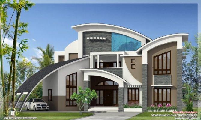 Unique Luxury Home Designs House