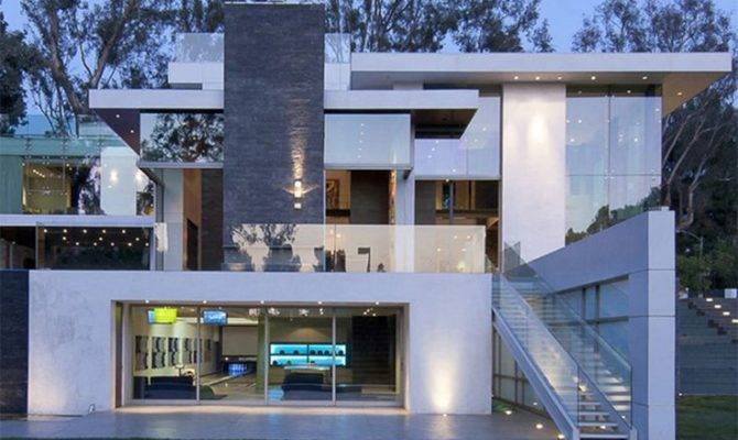 Unique Modern House Architecture Styles Homes Innovator