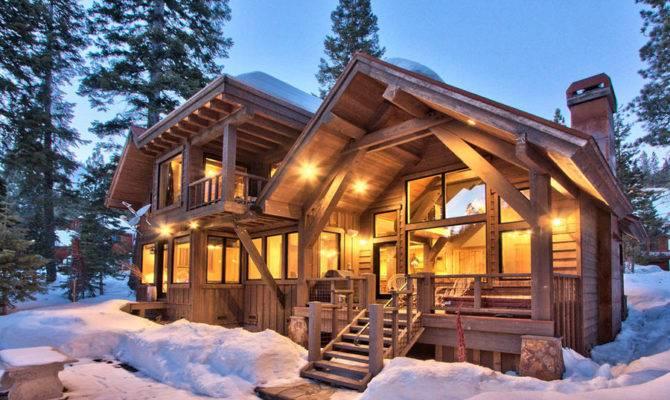Unique Mountain Style Homes Building Plans