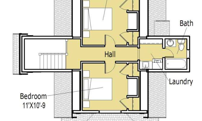 Unique Small Home Plans Modern House Floor