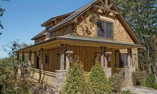 Unique Small House Plans Rustic