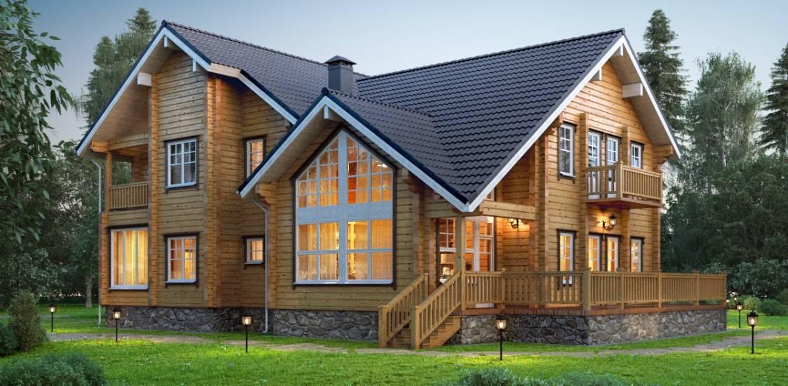 Unique Small Log Home Joy Studio Design Best