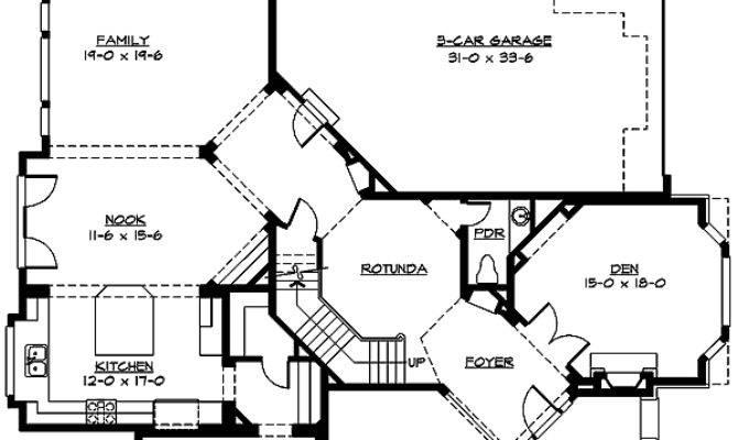Unique Story Rotunda Floor Master Suite
