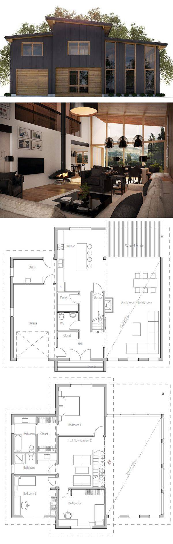 Universal Design Home Plans Deco